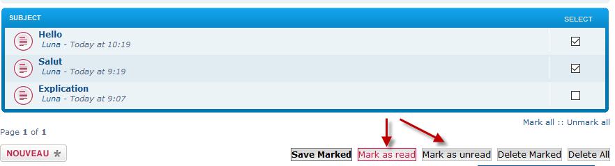 New :  Mark PM as read / unread Mark_a11