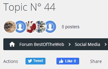 awesomeBB - Tópicos: Saiba quem e quantos participantes um tópico tem Poster10