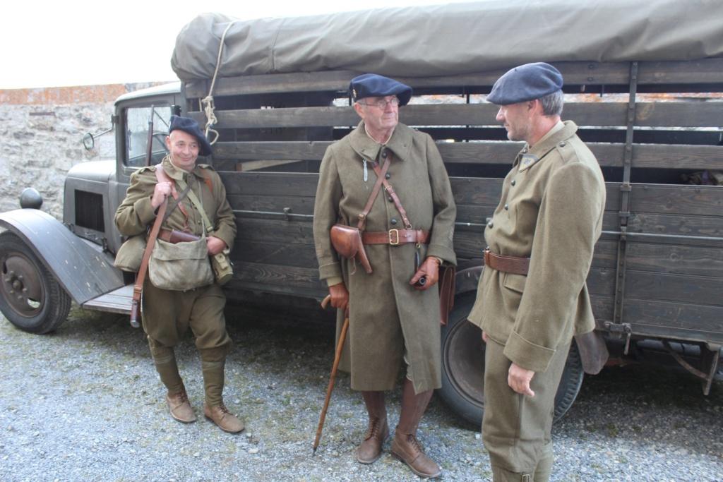 Souvenir Sauvegarde et Histoire Militaire du Briançonnais et 80 ans de la bataille des Alpes 78861410