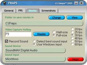 FRAPS 2.9.4 Fraps10