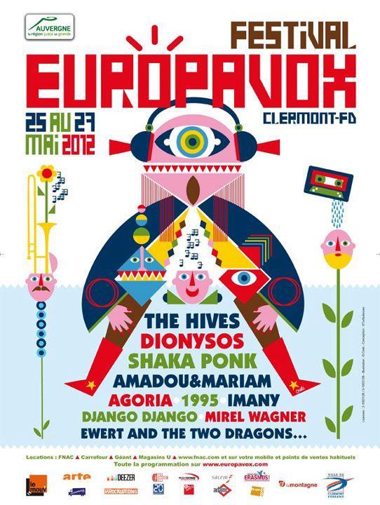 [Festival] Europavox Europa10
