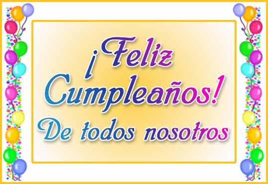 Feliz Cumpleaños JazZ 05749510
