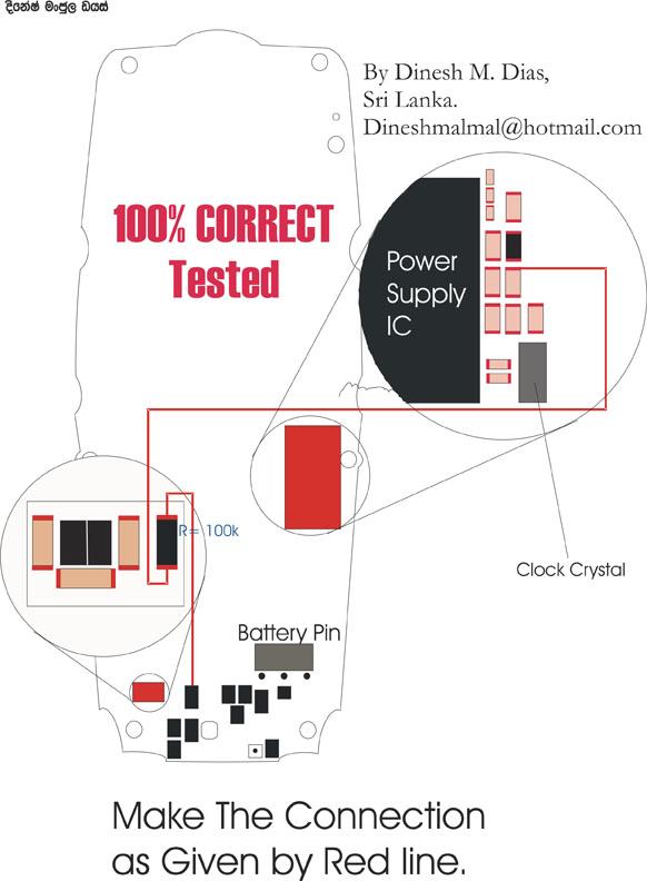 1100+2300 Repairing ways 11002011