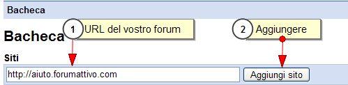 Ottimizzazione del referenziamento forum con Google Sitemaps 111