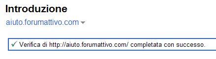 Ottimizzazione del referenziamento forum con Google Sitemaps 611