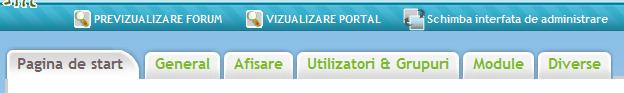 + Module in indexul forumului + admin. in mod drag & drop Firesh11