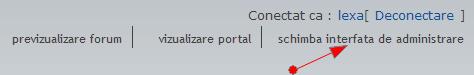 Versiunea V3.0 a panoului de administrare este disponibila!! Interf11