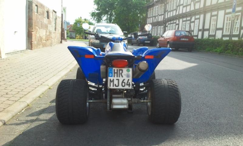 x-treme's Yamaha Raptor 660R...der ganz normale Wahnsinn 2011-031