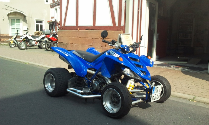 x-treme's Yamaha Raptor 660R...der ganz normale Wahnsinn 2011-032