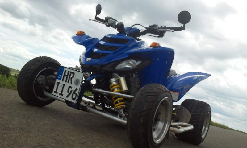 x-treme's Yamaha Raptor 660R...der ganz normale Wahnsinn 2011-038