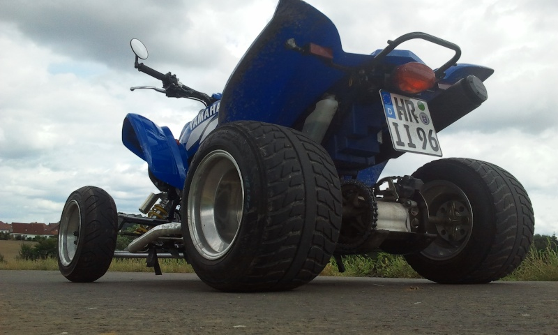 x-treme's Yamaha Raptor 660R...der ganz normale Wahnsinn 2011-039