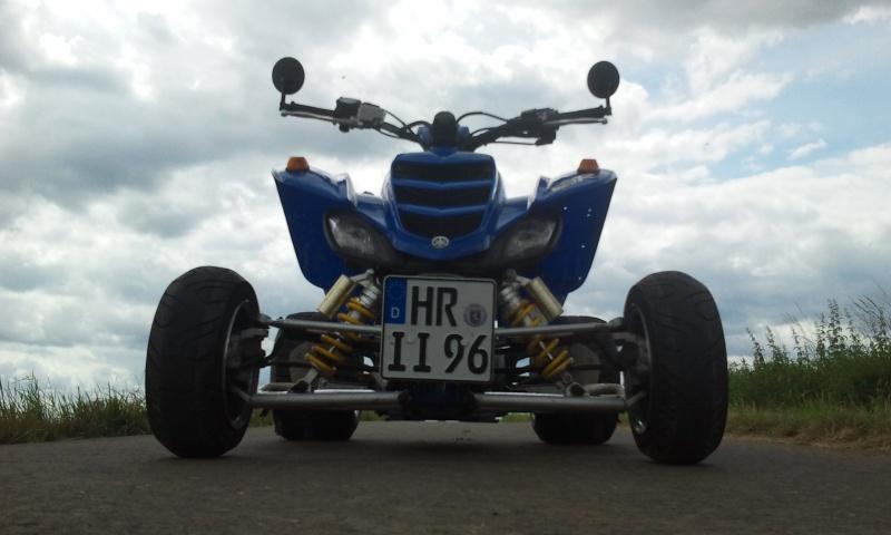 x-treme's Yamaha Raptor 660R...der ganz normale Wahnsinn 2011-040