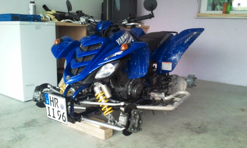 x-treme's Yamaha Raptor 660R...der ganz normale Wahnsinn 2011-042
