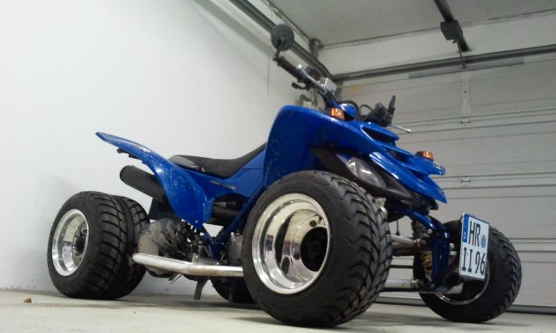 x-treme's Yamaha Raptor 660R...der ganz normale Wahnsinn 2011-043