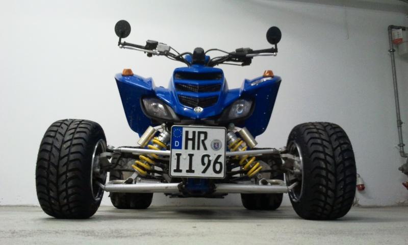 x-treme's Yamaha Raptor 660R...der ganz normale Wahnsinn 2011-044