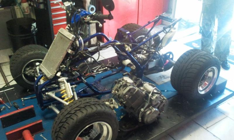 x-treme's Yamaha Raptor 660R...der ganz normale Wahnsinn 2011-076