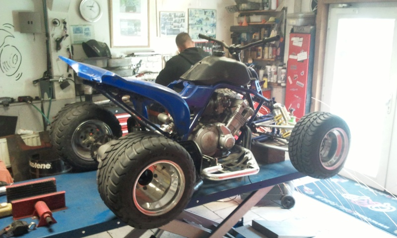 x-treme's Yamaha Raptor 660R...der ganz normale Wahnsinn 2011-121