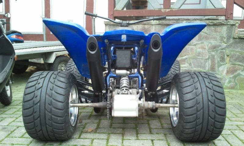 x-treme's Yamaha Raptor 660R...der ganz normale Wahnsinn 2011-125