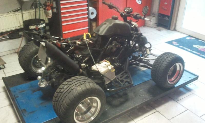 x-treme's Yamaha Raptor 660R...der ganz normale Wahnsinn - Seite 2 2012-011