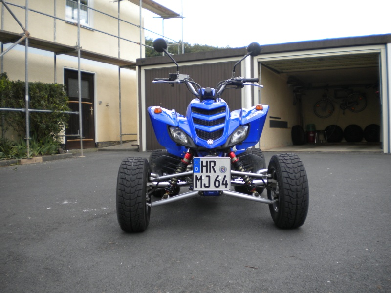 x-treme's Yamaha Raptor 660R...der ganz normale Wahnsinn Dscn1815