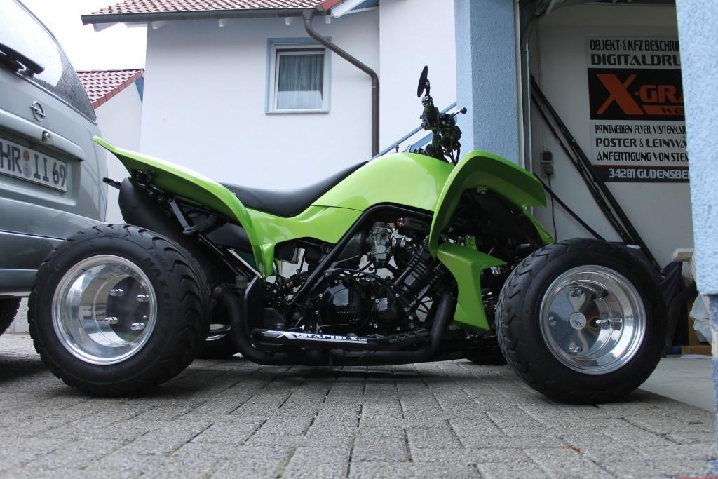x-treme's Yamaha Raptor 660R...der ganz normale Wahnsinn - Seite 4 Img_3345