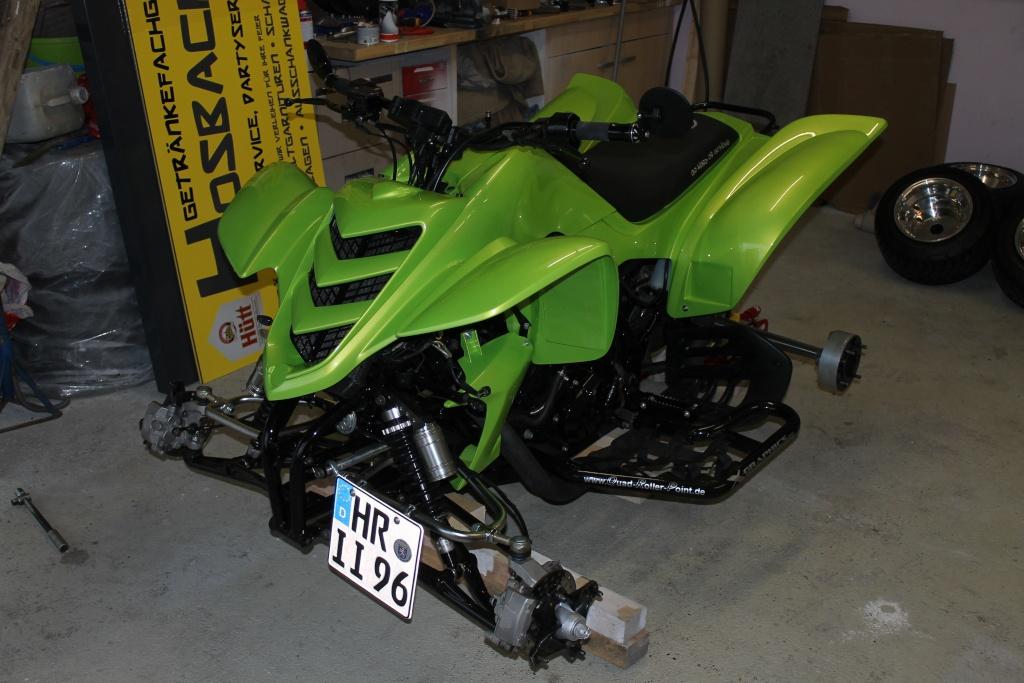 x-treme's Yamaha Raptor 660R...der ganz normale Wahnsinn - Seite 4 Img_6010