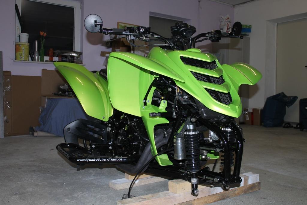 x-treme's Yamaha Raptor 660R...der ganz normale Wahnsinn - Seite 4 Img_6012