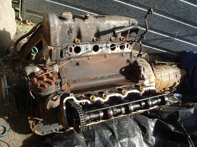 Localização do Número do motor M117 890f5210