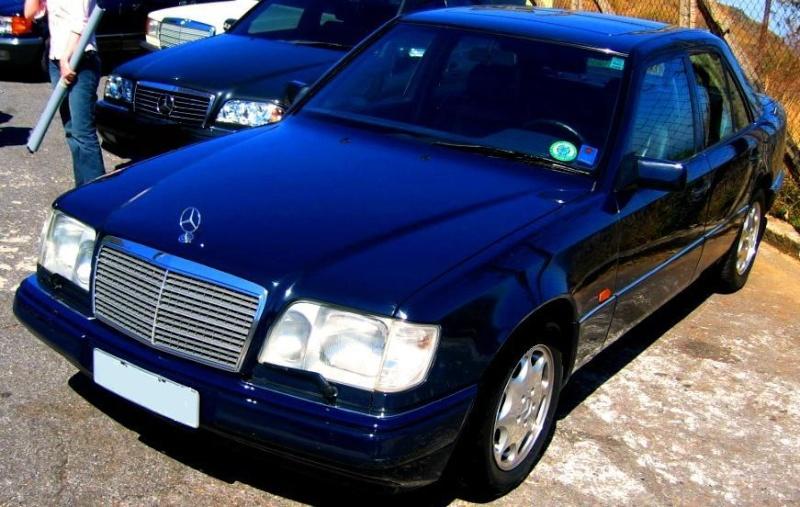 Mercedes E 320 1995 Imagem10