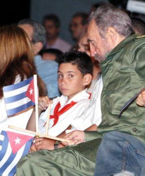 LA REALIDAD CUBANA MEDIANTE LA IMAGEN: 1959-PRESENTE Castro10