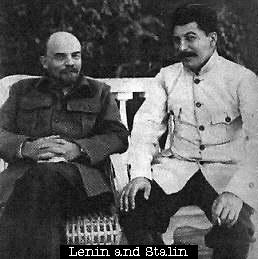 HUMAN RIGHTS VIOLATIONS COMMITTED DURING THE STALANIST AND POST-STALINIST RULE Lenin-10