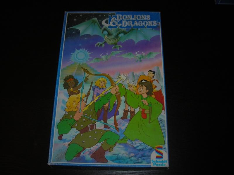 Les puzzles 80's de D.A, séries ou de  gamme de jouets.... Dscn3323