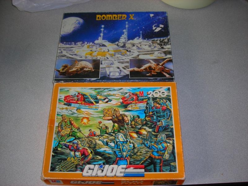 Les puzzles 80's de D.A, séries ou de  gamme de jouets.... Dscn3911