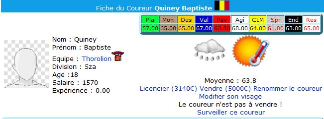 Estimation de coureurs Quiney10
