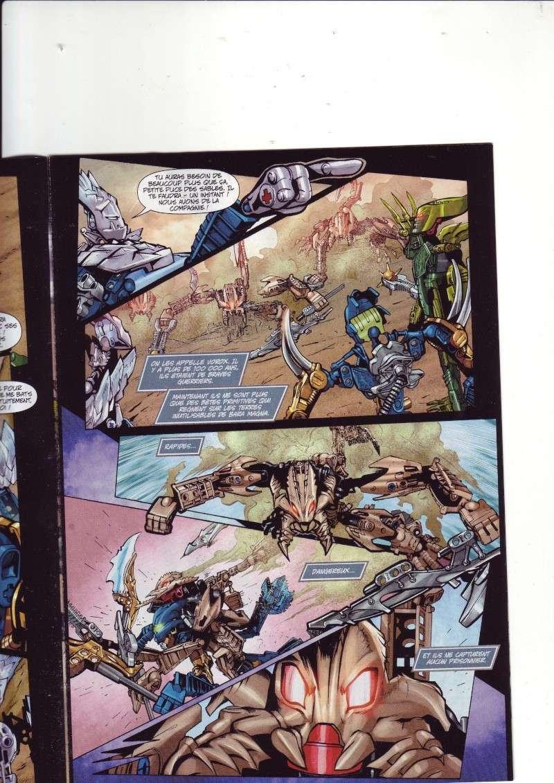 [Comics] VF de la 1ère BD 2009 «les sable de bara magna» et du LEGO Magazine Save0017