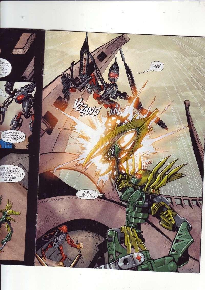 [Comics] VF de la 1ère BD 2009 «les sable de bara magna» et du LEGO Magazine Save0022