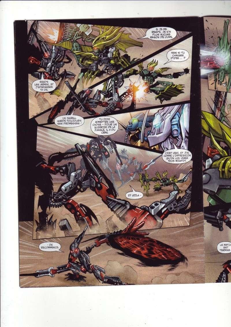 [Comics] VF de la 1ère BD 2009 «les sable de bara magna» et du LEGO Magazine Save0023