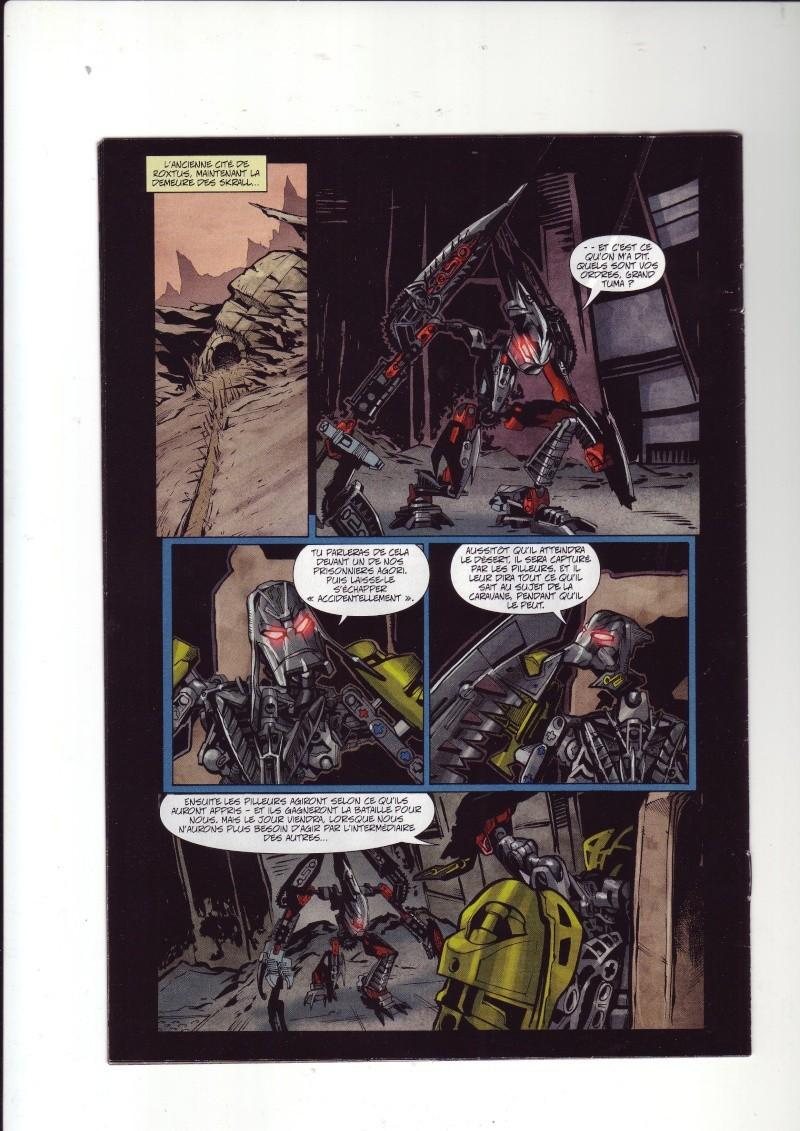 [Comics] VF de la 1ère BD 2009 «les sable de bara magna» et du LEGO Magazine Save0029