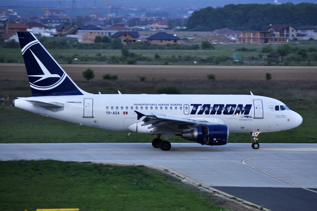 Aeroportul Oradea - Aprilie 2019 Yr-asa11