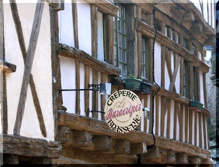 Façades à Auray Bretagne (56) 0135