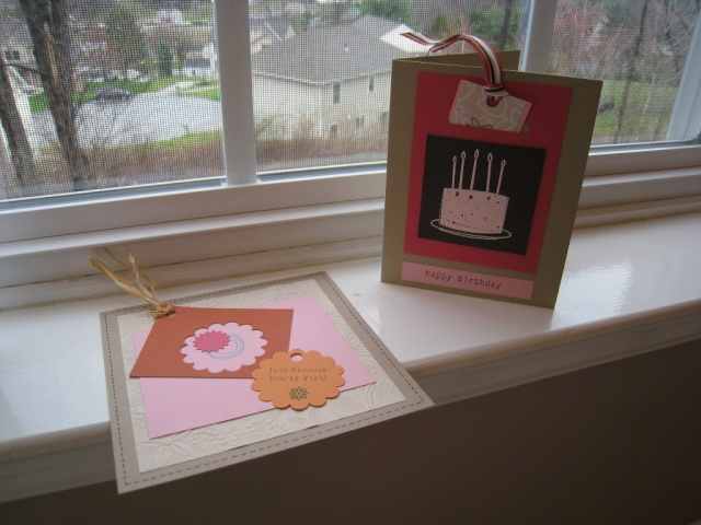 Making cards Img_0311