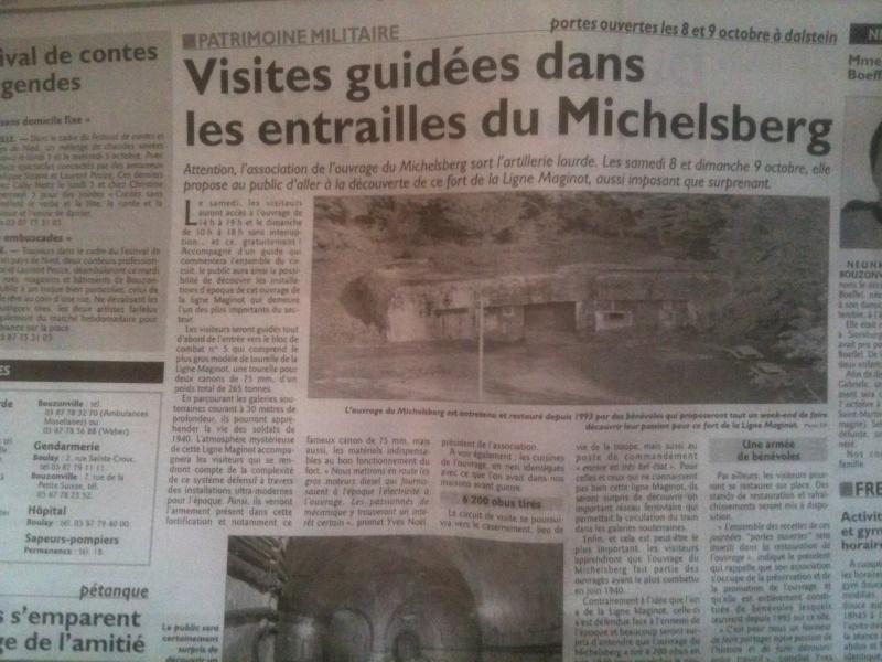Michelsberg, Fort ligne maginot du 08/09 Octobre - Dalstein Img_0510