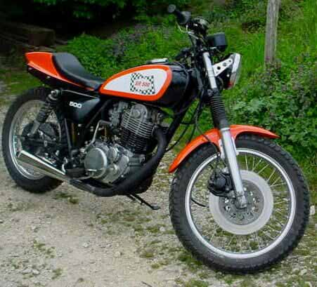 mono yamaha 500sr10