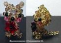 Брелки и сувениры из бисера Fauna019