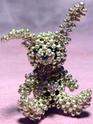 Брелки и сувениры из бисера Fauna021