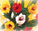 Брошки Flora017