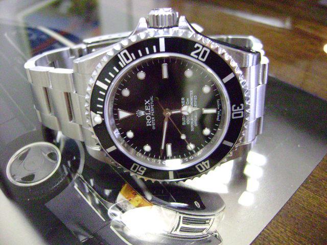 ROLEX GMT MASTER II ou ULYSSE NARDIN DUAL TIME 42 MM ? Dsc00113