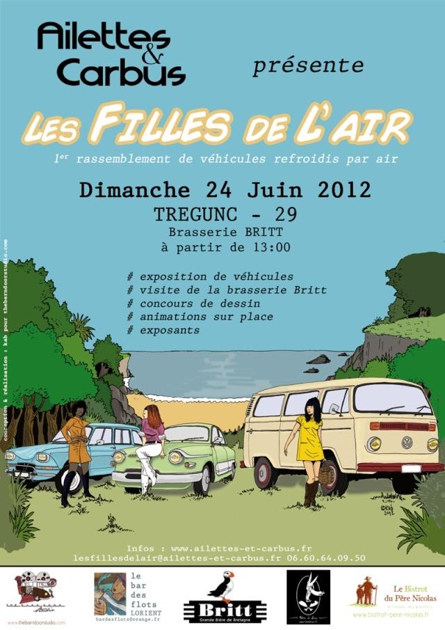 """[29] """"Les filles de l'air"""" , 24 Juin 2012, Tregunc Filles11"""