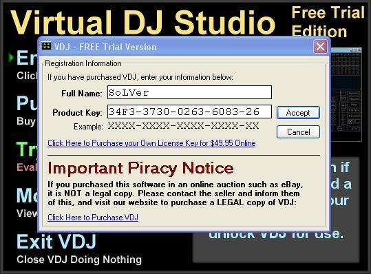 Virtual Dj studio 5 2222210