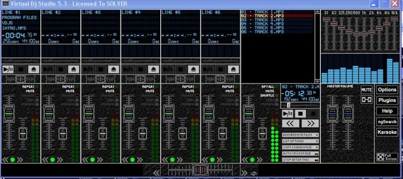 Virtual Dj studio 5 44444410